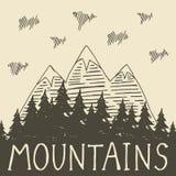 山自然 库存照片