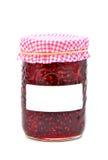 山莓果酱 免版税图库摄影