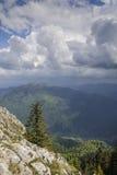 山视域 图库摄影