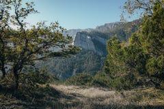 山风景在克里米亚 图库摄影