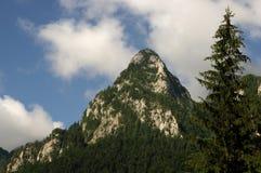 山风景 库存照片