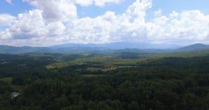 山鸟瞰图环境美化,美国4k 影视素材