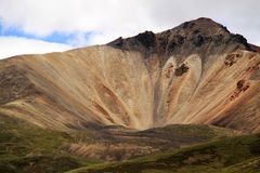 山,地质,想知道 免版税库存照片