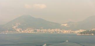黑山:由海的布德瓦 免版税库存照片