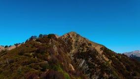 山Boglia在瑞士 影视素材