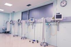 岗位手术室 库存图片