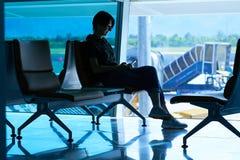 岘港国际机场 库存照片