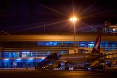 岘港国际机场 免版税库存照片