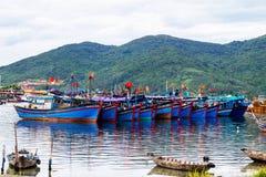 岘港越南 免版税库存照片
