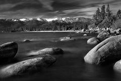 岩层在加利福尼亚 免版税图库摄影