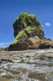岩层在菲律宾 免版税库存图片