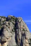 岩层 免版税库存图片
