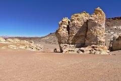岩层 库存照片