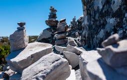 岩石世界 库存图片