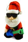 岩石卷s圣诞老人 免版税库存照片