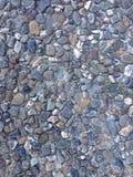 岩石和小卵石纹理 免版税库存图片