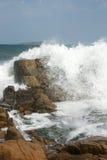 岩石和海岛14 图库摄影