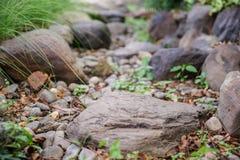 岩石和石渣 库存图片