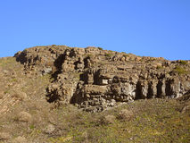 岩石土壤 图库摄影