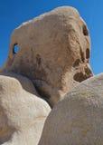 岩石地形 免版税库存图片