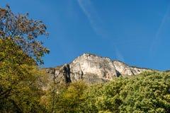 岩石地形 库存图片