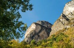 岩石地形 库存照片