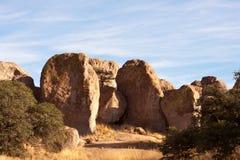 岩石城市1 库存图片