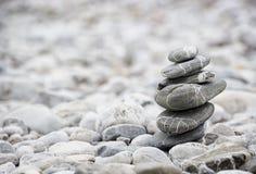 岩石堆 免版税库存照片