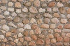 岩石墙壁背景 库存照片