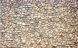 岩石墙壁 免版税库存图片