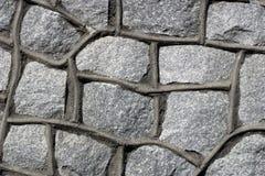 岩石墙壁 免版税库存照片