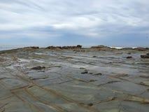 岩石天空海角特森 库存照片