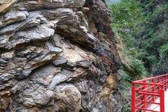 岩石小山 库存照片