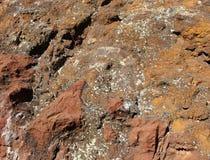 岩石山照片 免版税图库摄影
