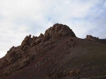 岩石山 免版税图库摄影