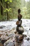 岩石平衡 图库摄影