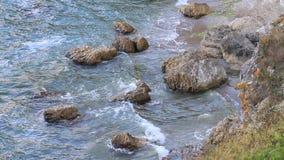 岩石形成 股票视频