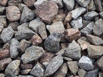 岩石抽象背景纹理 免版税库存照片