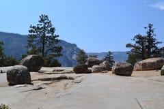 岩石横向 免版税库存图片