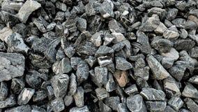 岩石汇集 免版税库存图片