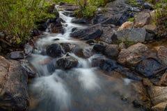 岩石河越南 库存照片