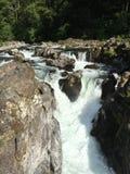 岩石河 库存图片
