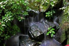 岩石流 库存图片