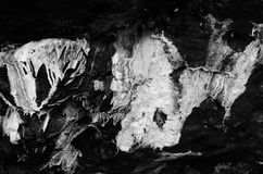 岩石海岛 免版税库存图片