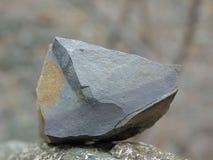 岩石片岩石头 库存照片