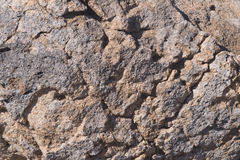 岩石特写镜头 免版税库存图片
