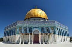 岩石的圆顶在寺庙的 免版税库存图片
