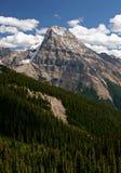 岩石的山 免版税库存图片