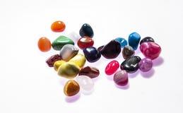 岩石的心脏 免版税图库摄影