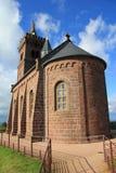 岩石的教堂, Dabo 免版税库存照片